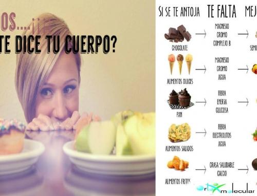 Antojos…¡¡ ¿ Dulce o Salado? ¿Papas fritas o chocolate?