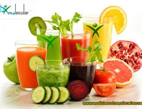Prueba estos deliciosos jugos nutritivos