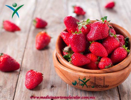 Muy buenos beneficios nos aporta la fresa